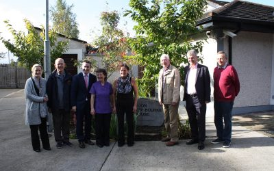 Ministerial Visit to Matthew Bourke House 2017